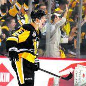 Pittsburgh fehlt noch ein Sieg