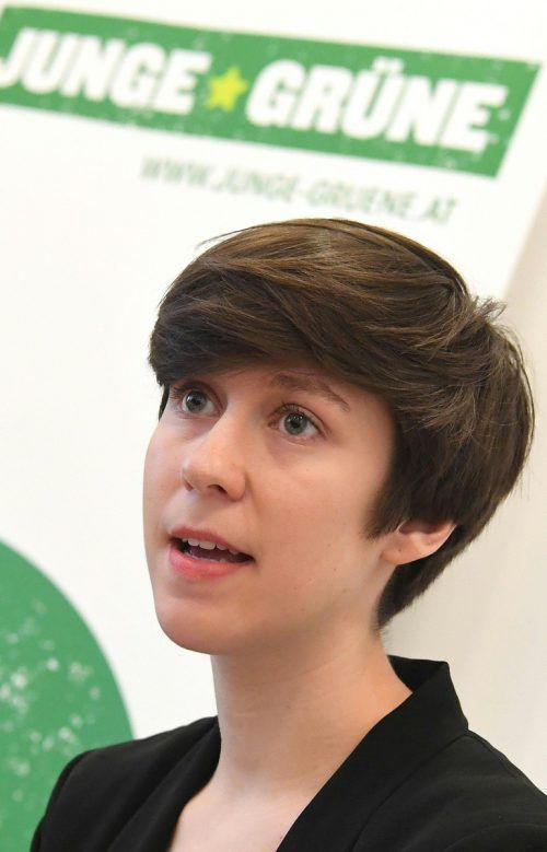 Petrik will sich von der Spitze der Jungen Grünen zurückziehen. APA
