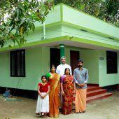 Vorarlberger Spenden für indische Familien
