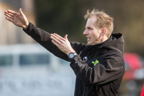 Philipp Eisele gibt ab Sommer den Takt als Trainer des Regionalligisten FC Hard vor. Foto: steurer