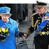 Prinz Philip geht in den Ruhestand