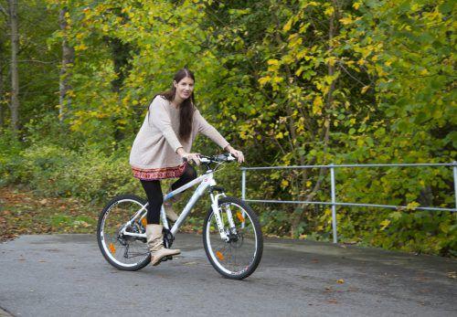 Radfahren ist gesund und macht auch Spaß. Foto: VN/Paulitsch