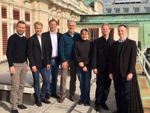 """Rainer Honeck und seine philharmonischen Freunde runden die Veranstaltungsreihe """"Kultur.LEBEN"""" am Samstag ab. foto: veranstalter"""