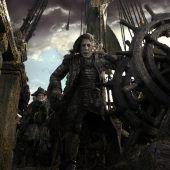 Piraten setzten die Segel neu