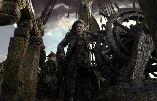 Richtig zum Fürchten kommt Javier Bardem im neuen Film als finsterer Captain Salazar daher.