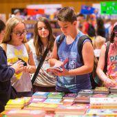 Der Countdown zur Buchmesse läuft