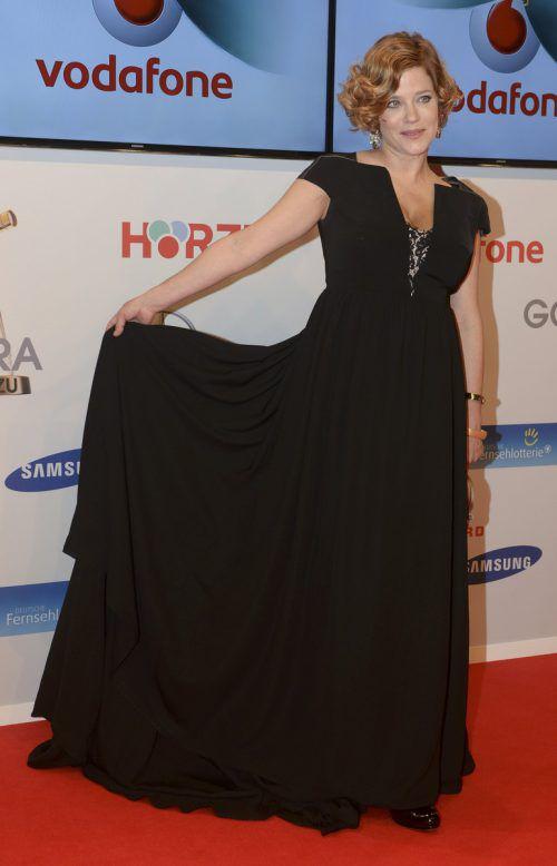 Schauspielerin Muriel Baumeister hatte 1,45 Promille im Blut. RTS