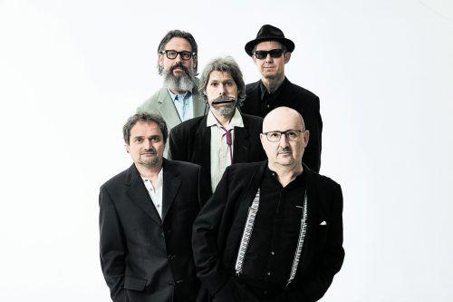 Seit 30 Jahren auf der Bühne: Blue Monday Blues Band.  Foto: Band