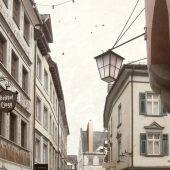 Das Palais Liechtenstein wird begehbar bekrönt