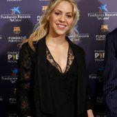 Shakira mit neuem Album