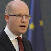 Tschechiens Premier rudert bei Rücktritt wieder zurück