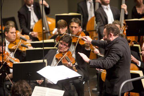 Stardirigent Kirill Petrenko leitet im Oktober Aufführungen der 7. Symphonie von Gustav Mahler. Foto: SOV/Mathis