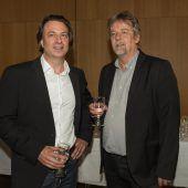 "<p class=""caption"">Stefan Schoch (l.) und Amtsarzt Dr. Andreas Mischak.</p>"