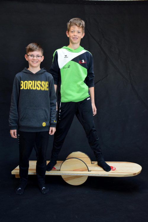 Summerboard von Thomas und Martin.