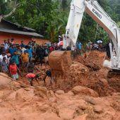 Unwetter in Sri Lanka fordern fast 100 Tote