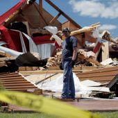 USA: Schwere Unwetter forderten Todesopfer