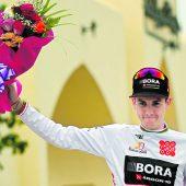 Patrick Konrad hofft auf Start bei der Tour