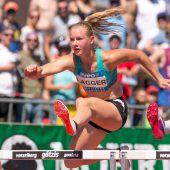 Lagger und Strametz zeigen mit persönlichen Rekorden ihre Klasse