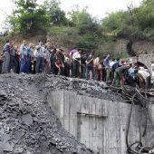 Mindestens 21 Tote nach Explosion in Mine