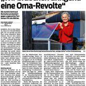 Starker Start für Oma-Revolte