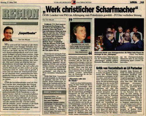 VN-Bericht vom 27. März 1995.