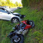 Lauteracher Biker (51) stirbt bei Kollision