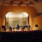 Eröffnung der Emsiana in Hohenems