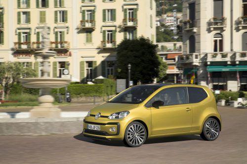 VW up: Volkswagen setzt beim Familienzwerg auf Antriebsvielfalt – mit Benzin, Strom oder Erdgas.
