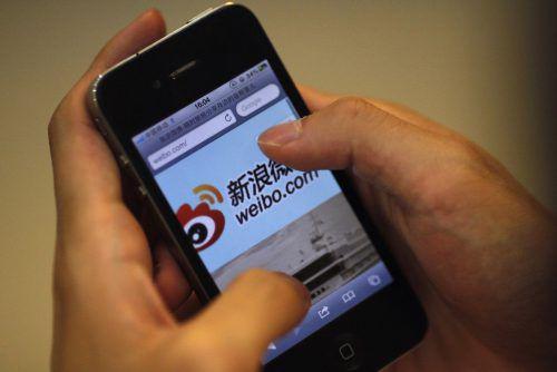 Weibo ist ein chinesicher Kurznachrichtendienst. Foto: Reuters