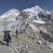 20.000 Euro Strafe für Bergsteiger in Nepal