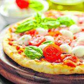 Geburtsstadt der Pizza