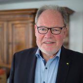 """<p class=""""caption"""">Werner Huber aus Götzis: Langzeitbürgermeister der Marktgemeinde Götzis, weiterhin als Landtagsabgeordneter aktiv, außerdem Obmann des Vorarlberger Seniorenbundes.</p>"""