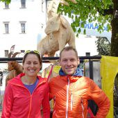Pfister triumphiert zwei Mal am Schlossplatz