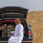 Bentley baut Autos für Menschen mit Vogel