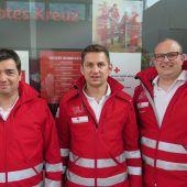Neues Kommando für Rotkreuz-Abteilung