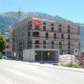 Großer Baufortschritt bei Vogewosi-Bauten