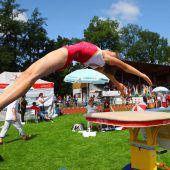 Landesjugendturnfest mit 1050 Aktiven in Dornbirn