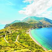 Die unberührte Insel Filicudi