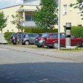 Gleich zwei Radarboxen in der Sandholzerstraße