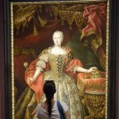 Maria Theresia hat Zeitgenössisches gekauft