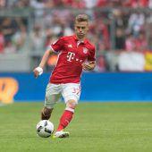 U-16-Auswahl trifft beim Swiss Cup auf die Bayern