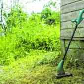 Rasenmähen und Ruhezeiten