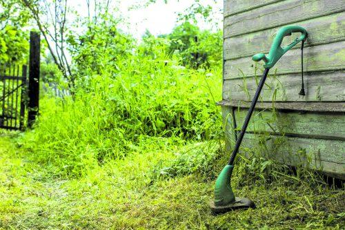 Rasenmähen Ruhezeiten