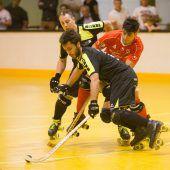 Endspurt im Kampf um die Rollhockey-Krone