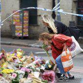 Anschlag in London war ein Angriff auf die freie Welt