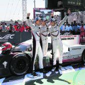 Ein irrer Rennverlauf in Le Mans