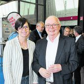 Spannendes Networken in der Messe