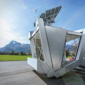 Vorarlbergs Beitrag für Hightech-Haus Vaduz