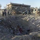 Nach Anschlag in Kabul sollen Terroristen sterben