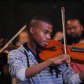 Fließen – musikalische Meditation